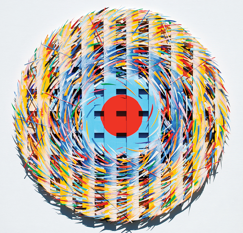 "Werner Pfeiffer ""Moving Target"""