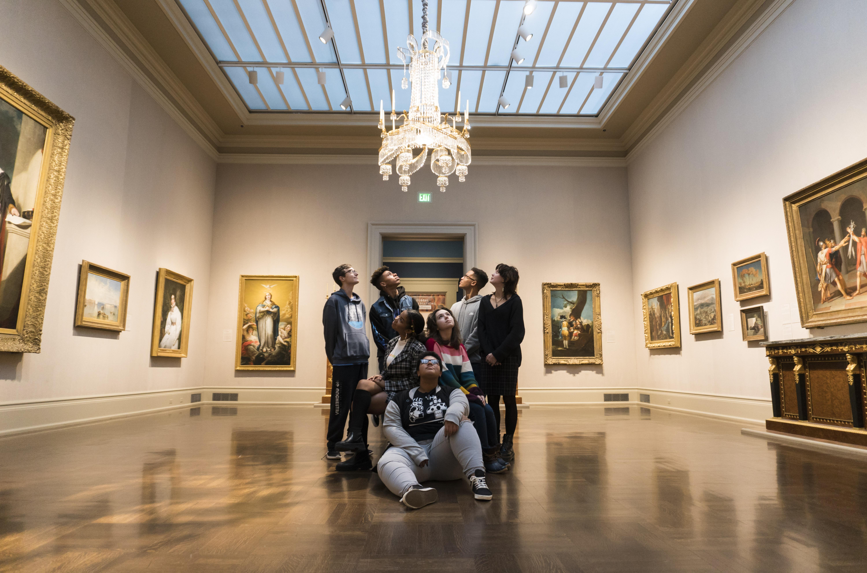 toledo museum of art, teens, teen program, education, art education, toledo parent, toledo grandparent