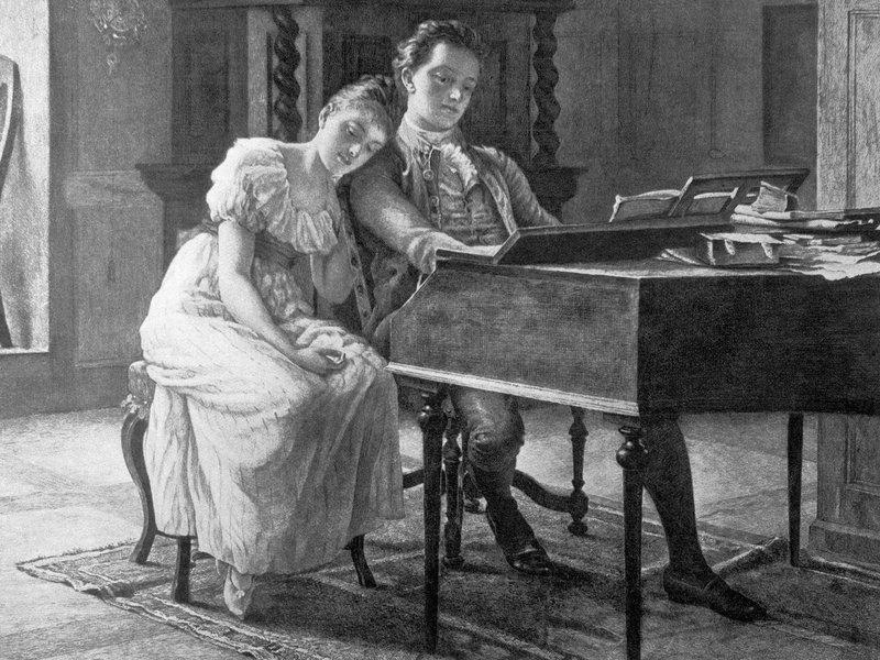 Fanny and Felix Mendelssohn
