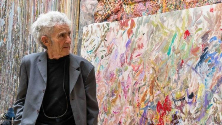 Toledo Museum of Art, Larry Poons, art, artist, Price of Everything