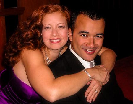 Sonia and Omaldo Perez