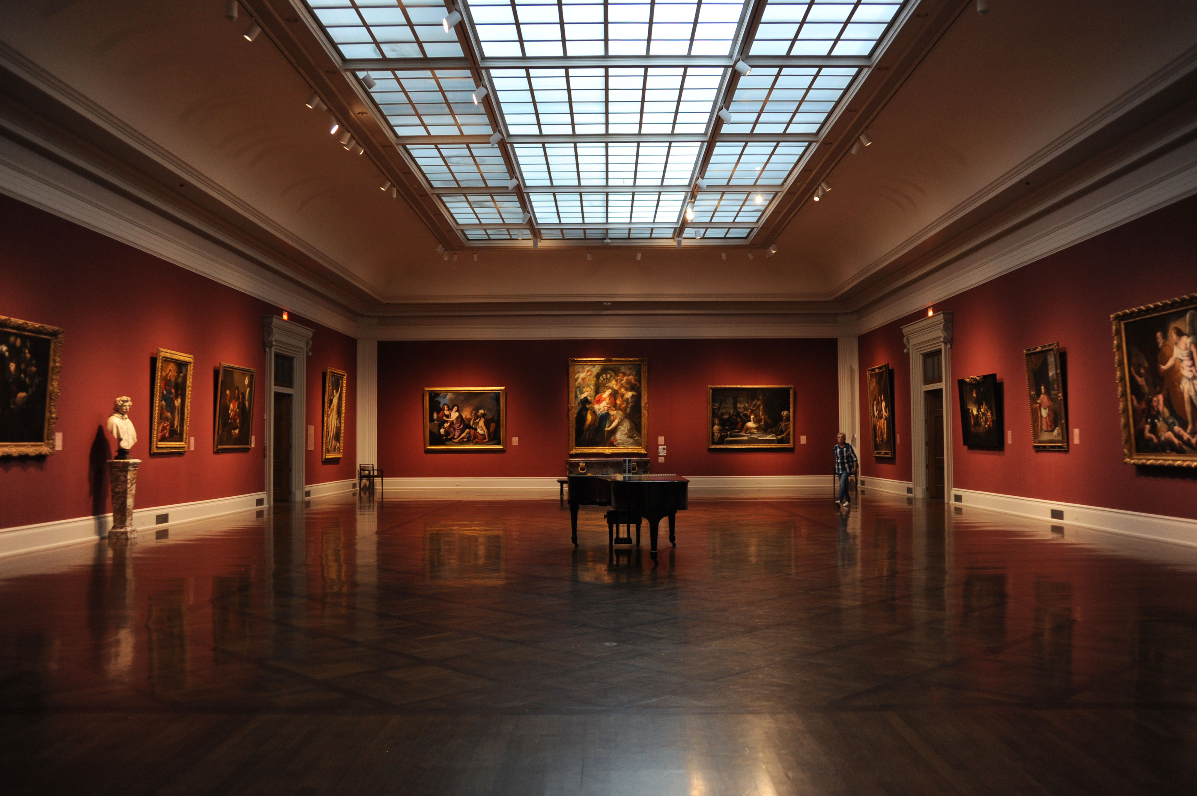 Great Gallery, Toledo Museum of Art, Great Performances, music, Toledo, Ohio, classical music