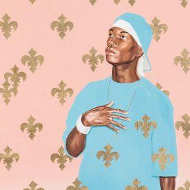 artwork title: Saint Francis of Paola