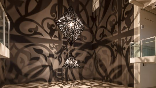 Toledo Museum of Art, Anila Quayyum Agha