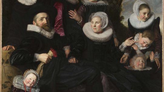 Toledo Museum of Art, Exhibition, Hals Family Portraits