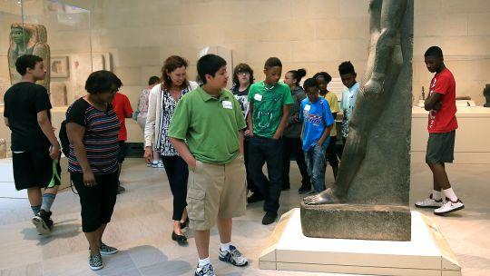 Toledo Museum of Art has over 30,000 works of art.