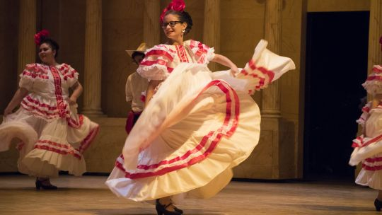 Toledo Museum of Art, El Corazon de Mexico Ballet Folklorico, dance, Mexican dance, Toledo, Ohio, Great Art Escape