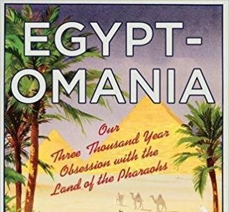 Egyptomania book cover