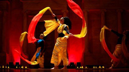 Toledo Museum of Art, Aha Indian Dance, Indian dance, dance, Toledo, Ohio, Great Art Escape