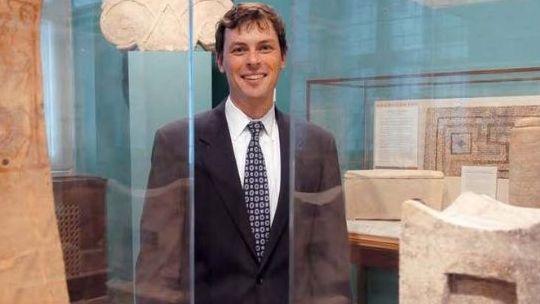 Toledo Museum of Art, Archaeology, Geoff Emberling, AIA-Toledo Society, Toledo, ohio, TMA