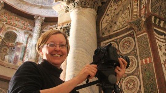 Elizabeth Bolman, Toledo Museum of Art, Archaeology, AIA, toledo, ohio, TMA