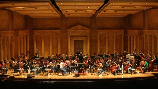 Toledo Museum of Art, Greater Toledo International Youth Orchestra, Toledo, Ohio, Great Art Escape, Peristyle
