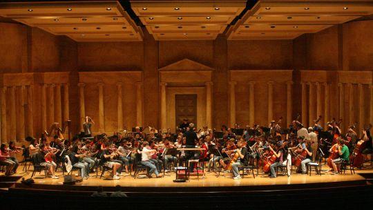 Toledo Museum of Art, Greater Toledo International Youth Orchestra, Toledo, Ohio, Great Art Escape, Peristyle
