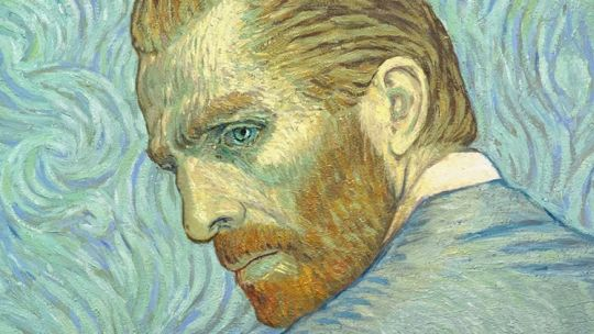 Loving Vincent Theatrical Poster
