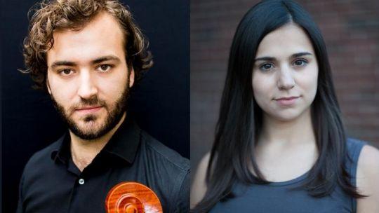 Julia Siciliano, Paul Dwyer, cello, piano, Toledo Museum of Art, TMA, music, classical music