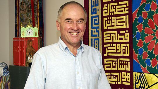 Steven Sidebotham, AIA, archaeology