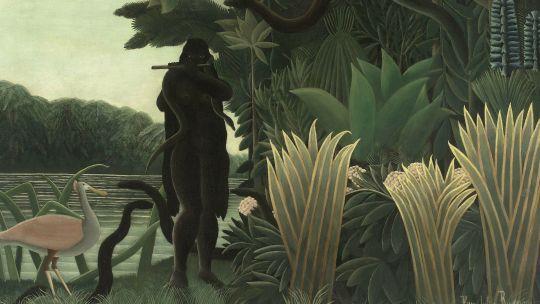 The Snake Charmer, French Avant Garde, Henri Rousseau