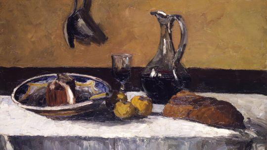 One Each, Still Life, Pissarro, Cezanne, Manet, Toledo, Toledo Museum of Art