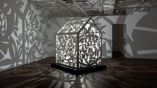 Anila Quayyum Agha, Toledo Museum of Art