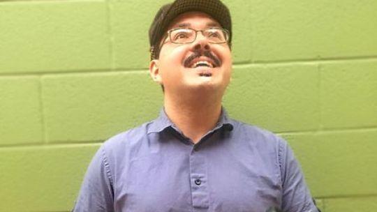 percussionist Olman Piedra