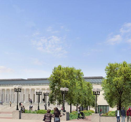 Master Plan, Toledo Museum of Art