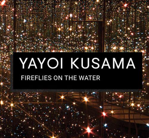 Yayoi Kusama, Infinity Room, Kusama, Contemporary art, experience, immersive, Fireflies on the water, the whitney museum, Toledo Museum of Art, Toledo Art Museum, Toledo Museum