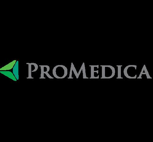 Promedica Sponsor Logo