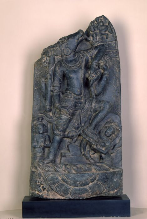 Stele of Varaha Rescuing the Earth