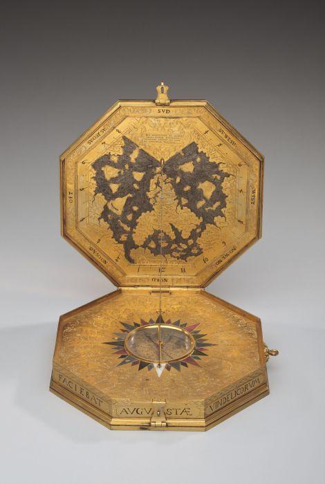 Astronimical Compendium or Astrolabium (Astrolabe)