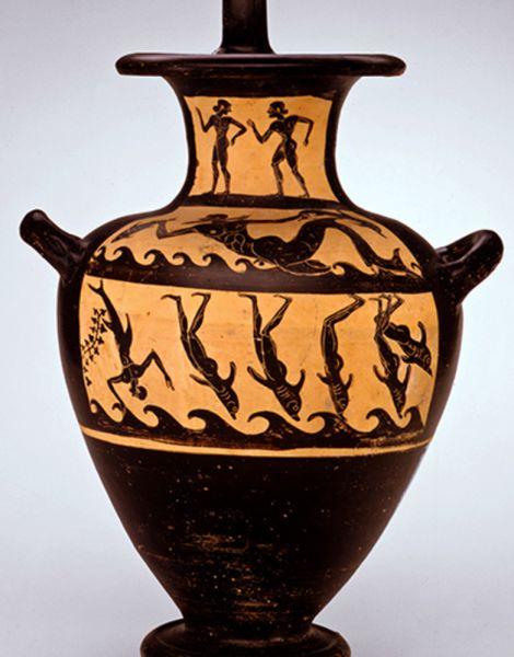 Ancient Etruscan Kalpis