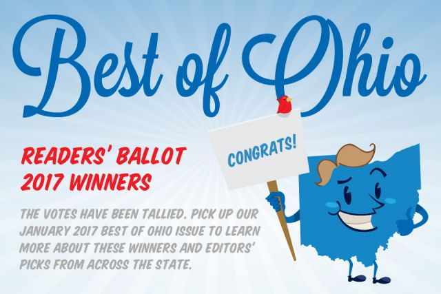 Best of Ohio Award