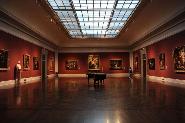 Great Gallery, Toledo Museum of Art, Great Performances, music, Toledo, Ohio, classical music