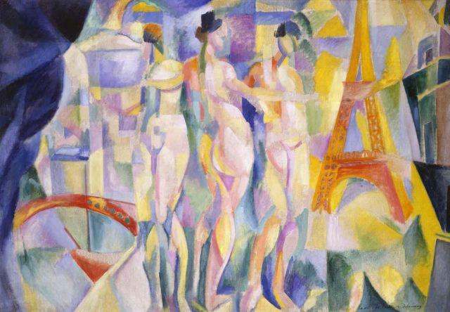 City Of Paris Modern Art Museum